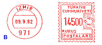 Turkey stamp type BA9B.jpg