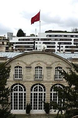 Türkiye'nin Fransa Büyükelçisi