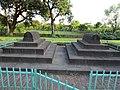 Two tombs in front of Tantipura Masjid 03.jpg