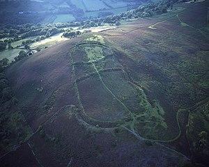 Mynydd Illtud - Twyn y Gaer hillfort, Mynydd Illtud