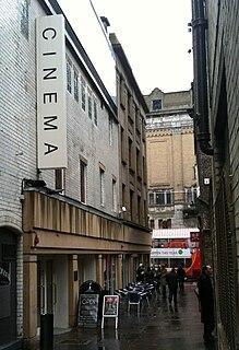 Tyneside Cinema cinema in Newcastle upon Tyne, England