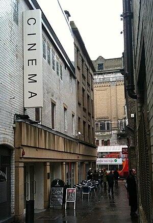 Tyneside Cinema, Feb 2010
