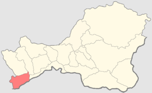 Mongun-Tayginsky District - Image: Tyva Mogun Tayginsky kozhuun