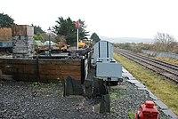 Tywyn Wharf station, Talyllyn Railway - geograph.org.uk - 1657450.jpg