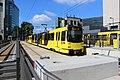 U-OV U-Tram stellen 5004 en 5011, centraal station, Utrecht (14995199107).jpg