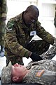 U.S. Forces perform mass casualty evacuation training with the Botswana Defence Force (7836560758).jpg