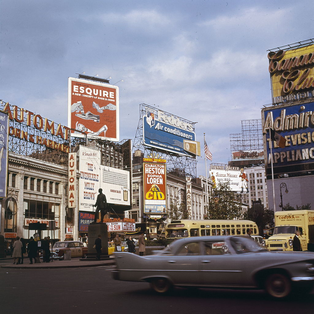Image Result For Th St Broadway