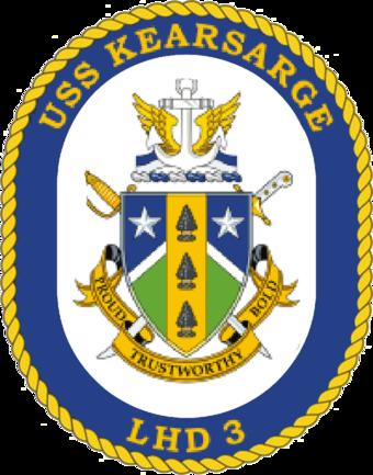 USS Kearsarge (LHD-3) | Military Wiki | FANDOM powered by Wikia