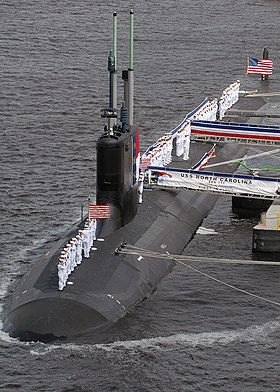 Image illustrative de l'article USS North Carolina (SSN-777)
