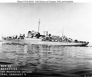 USS <i>Onslow</i> (AVP-48)
