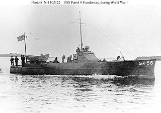 USS <i>Patrol No. 8</i> (SP-56)