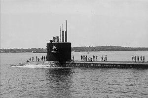 USS Puffer (SSN-652)
