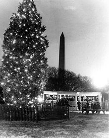 National Christmas Tree United States Wikipedia