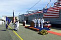US Navy 020712-N-6237W-001 NWS Yorktown change of command.jpg