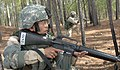 US Navy 060405-N-4097B-024 Vigilance and remaining alert are two key factors when conducting patrols at the Navy's Individual Augmentee Combat Training course at Fort Jackson, S.C.jpg