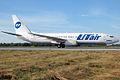 UTair, VQ-BRR, Boeing 737-8LP (16268487208).jpg
