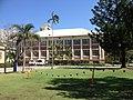U Block QUT Gardens Point, Brisbane side view.jpg