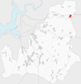 Ubicación y Extension de Fontefría en Lousame.png