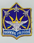 Logo Ukrainian Falcons
