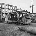 Uitgebrande tram op Stationsplein, Bestanddeelnr 900-4368.jpg