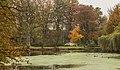Uitzicht over de kleine vijver achterin het park. Locatie, Historisch Park Heremastate 02.jpg