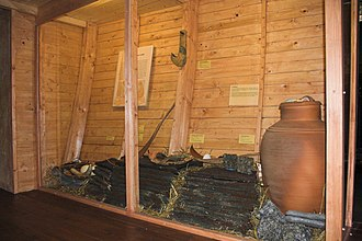 Pithos - Uluburun ship pithos and other artifacts