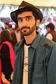 Umer Farooq at Sports Week 2016.jpg