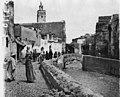 Un coin de la ville, et l'oued - Sefrou - Médiathèque de l'architecture et du patrimoine - AP62T061088.jpg