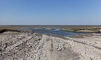 Uniek door eb en vloed steeds wisselend kweldergebied. Locatie, Noarderleech Provincie Friesland 019.jpg