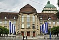 Universität Zürich - Hauptgebäude - Gloriastrasse 2011-08-06 17-49-14 ShiftN2.jpg