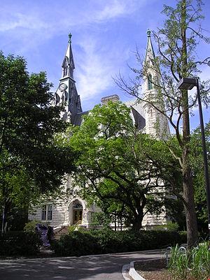 University Hall (Northwestern University)