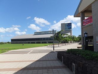 University of Hawaii–West Oahu - Campus in 2015