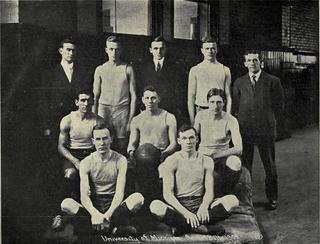 1908–09 Michigan Wolverines mens basketball team American college basketball season