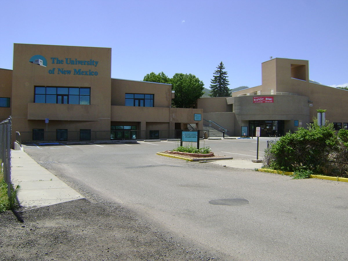 University Of New Mexico Los Alamos Wikipedia