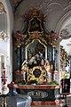 Urach bei Vöhrenbach, Pfarrkirche Allerheiligen 010.JPG