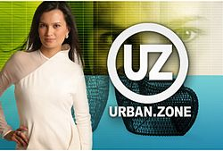 Urban Zone title screen