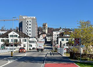 Place in St. Gallen, Switzerland