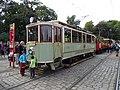 Výstaviště Holešovice, historické tramvaje 2015, vůz 200.jpg