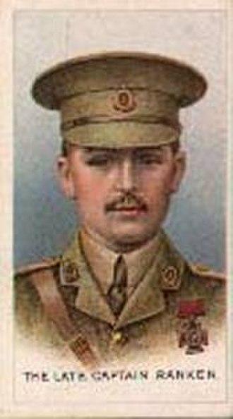 Lado Enclave - Captain Harry Ranken was posted to the Lado Enclave in 1911 and 1914