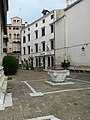 VENICE - Chiesa dei Greci - Campo with well.jpg