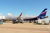 VP-BJX - A321 - Aeroflot