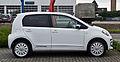 VW white up! 1.0 – Seitenansicht, 28. Juli 2012, Velbert.jpg