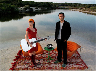 Music of the Balearic Islands - Vacabou, a trip-hop musical duo from Mallorca