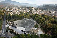 Vaison la romaine wikip dia - Office du tourisme de vaison la romaine ...