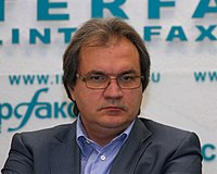 Valery Fadeev (journalist) IF MOW 09-2011.jpg