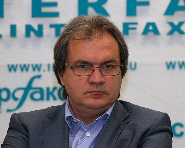 Гендиректор холдинга «Эксперт» Валерий Фадеев заменит Ираду Зейналову витоговой программе «Время»