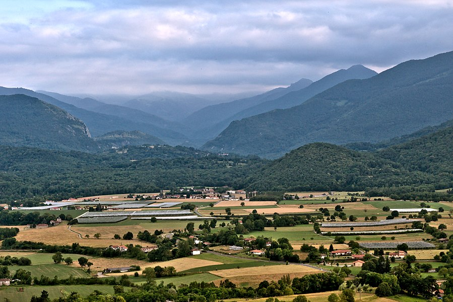 Valley of Comminges