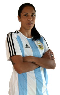 Vanina Correa Argentine footballer