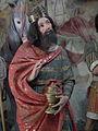 Varallo, Sacra monte, Cappella 05-Arrival of the Magi 05.JPG