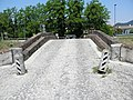 Vecchio ponte sul canale Bisatto (Marendole, Monselice) 02.jpg